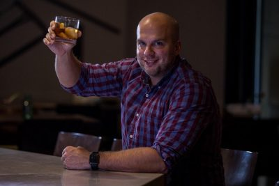 Bartender Brian Lorusso joins Little Mama's