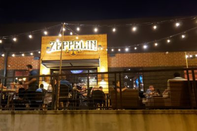 Zeppelin GM heads to The Crunkleton