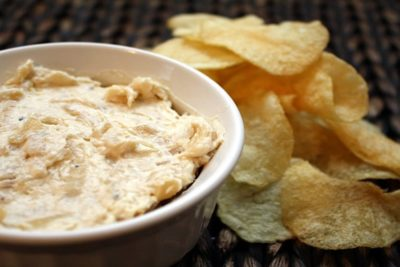 Chef's home recipe: French onion dip