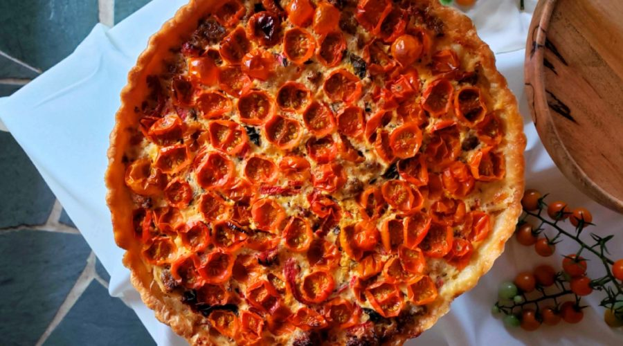 Q&A: Kindred's tomato pie; where to take a vegan