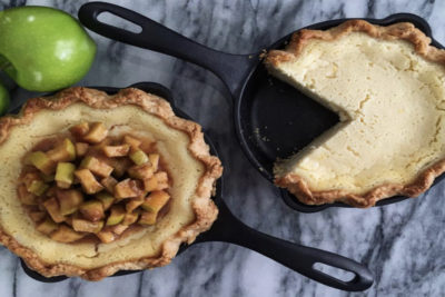 Chef's home recipes: Buttermilk cardamom pie