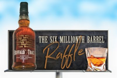 Local non-profit raffling off rare Buffalo Trace