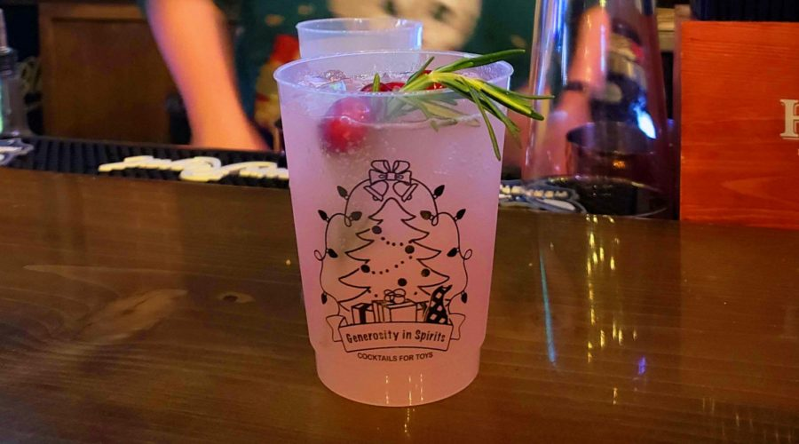 Charlotte's top bartenders unite for charity