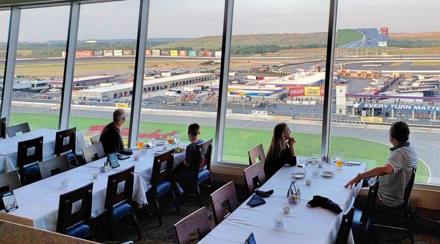 It's your chance to check out The Speedway Club