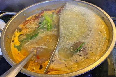 International Eats: Boiling Pot