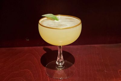 Bartender's home recipe: Tequila punch