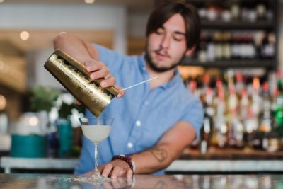 Nationwide bartenders' competition honors Charlotte mixologist