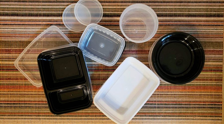 Non-profit turning takeout containers into PPE